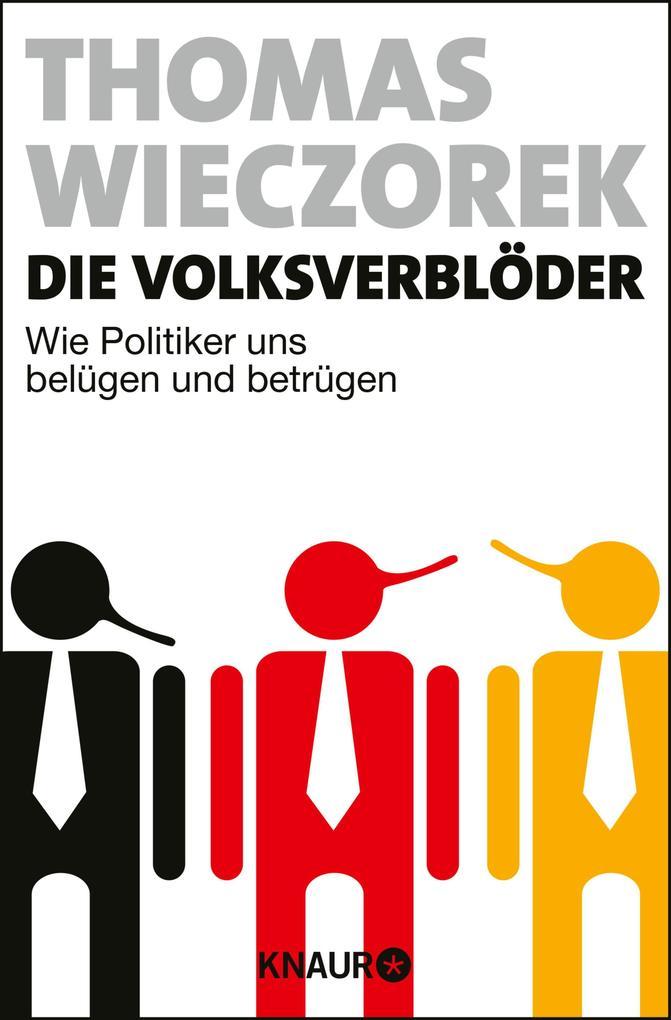 Die Volksverblöder als eBook