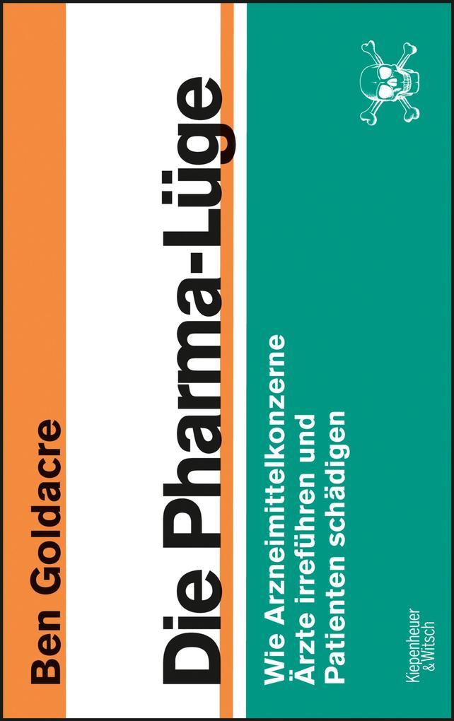 Die Pharma-Lüge als eBook