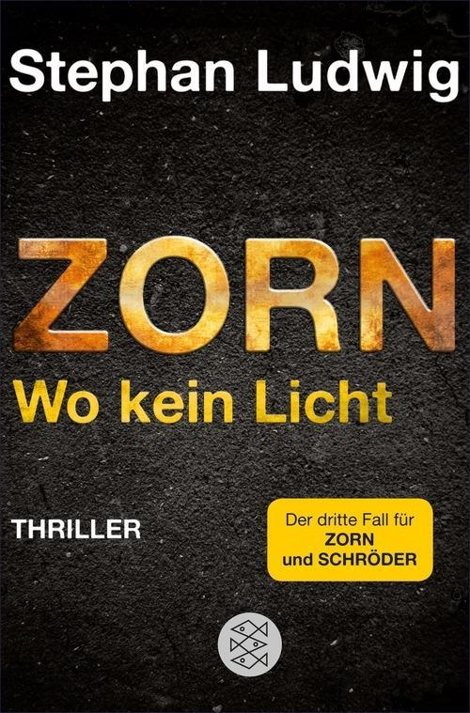 Zorn - Wo kein Licht als eBook von Stephan Ludwig