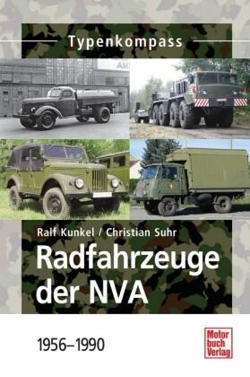 Radfahrzeuge der NVA als Buch (kartoniert)