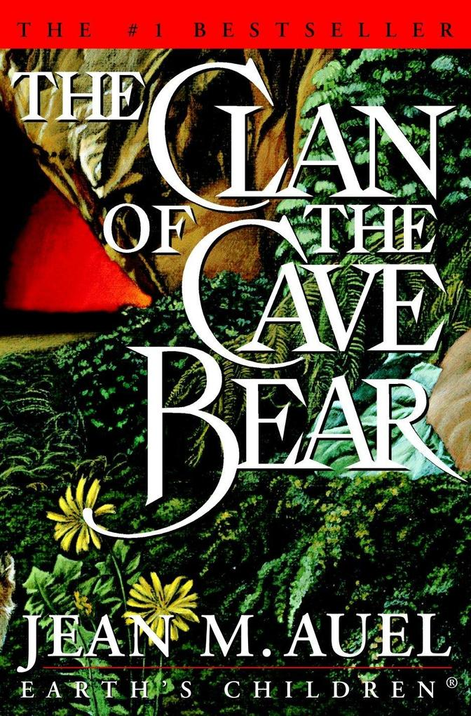 The Clan of the Cave Bear als Buch