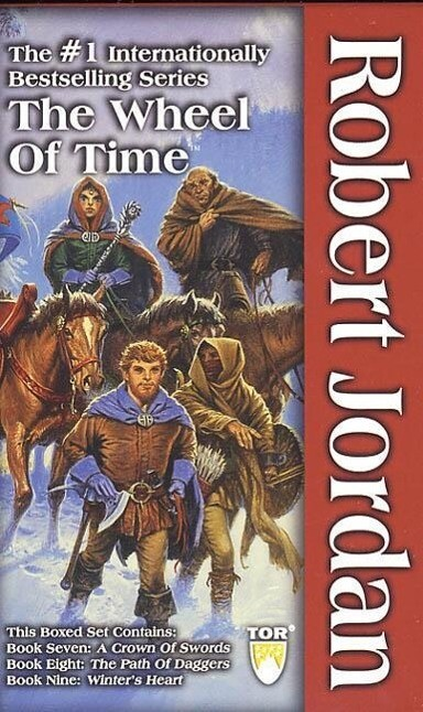 The Wheel of Time Set III, Books 7-9 als Taschenbuch