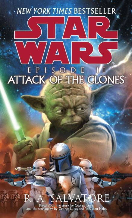 Attack of the Clones als Taschenbuch