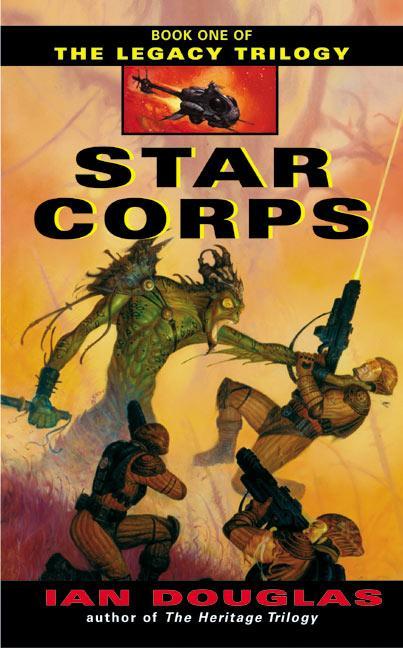 Star Corps als Taschenbuch