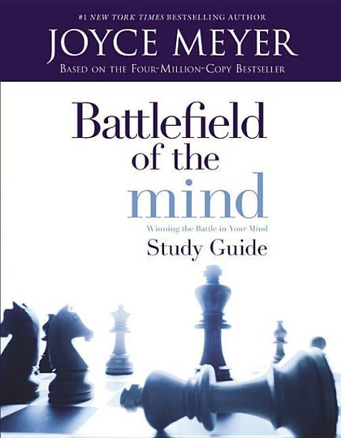 Battlefield of the Mind: Winning the Battle in Your Mind - Study Guide als Taschenbuch
