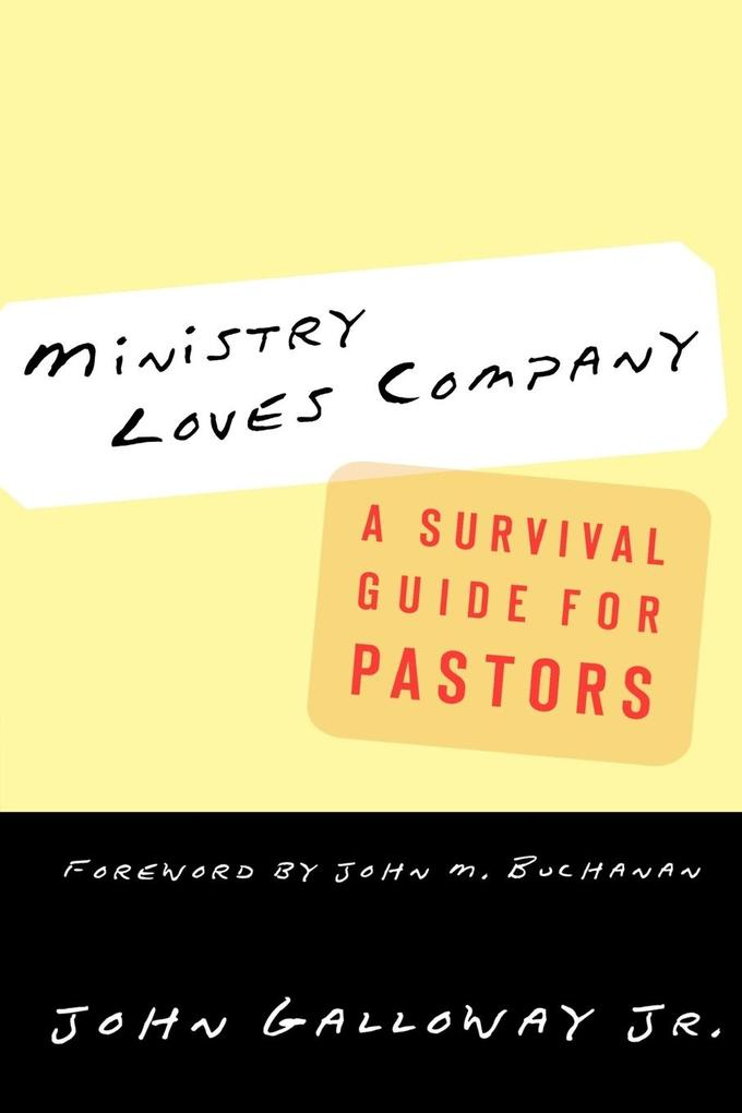Ministry Loves Company als Taschenbuch