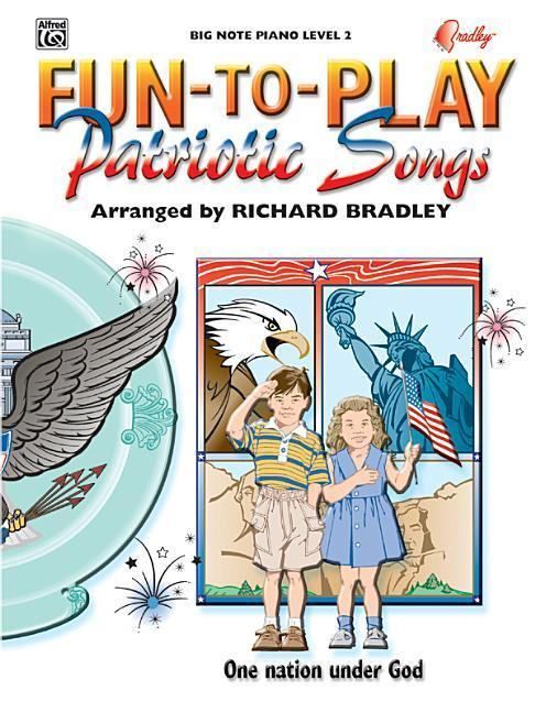 Fun-To-Play Patriotic Songs als Taschenbuch