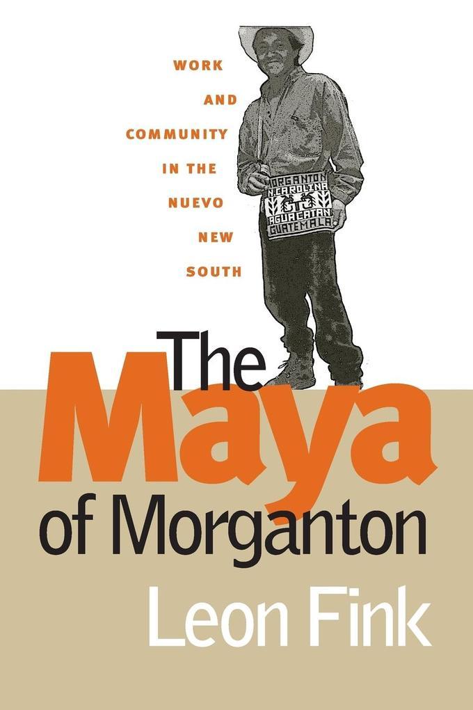 Maya of Morganton als Taschenbuch