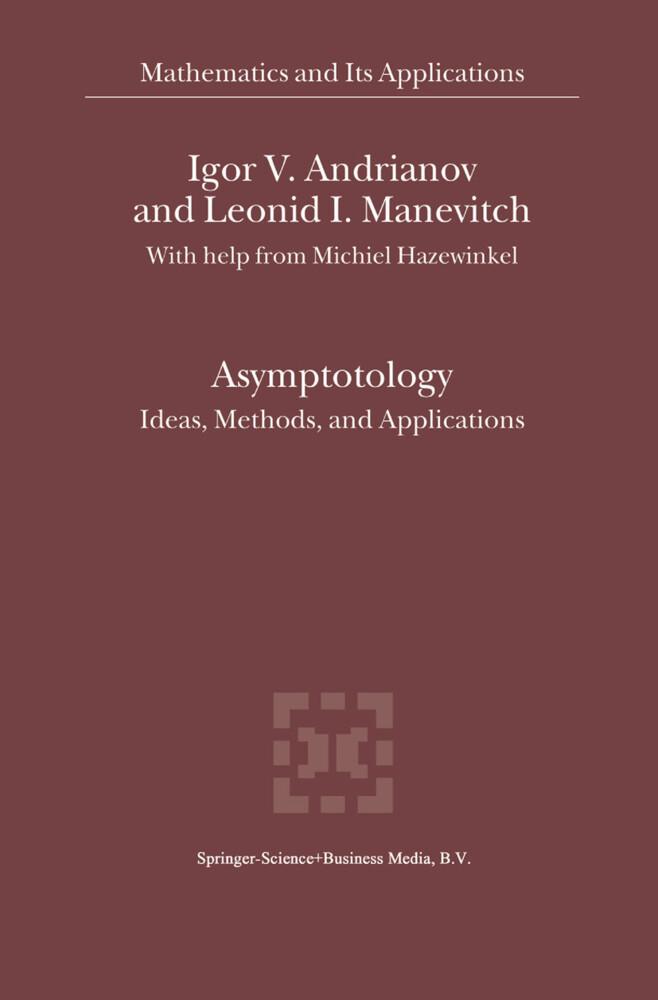 Asymptotology als Buch