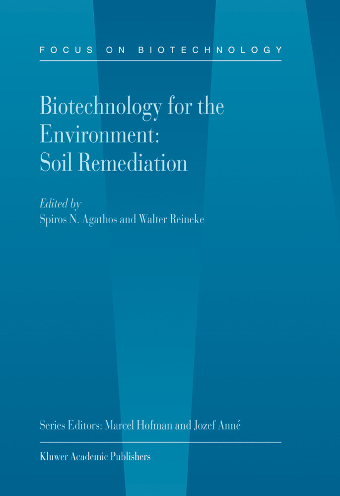 Biotechnology for the Environment: Soil Remediation als Buch