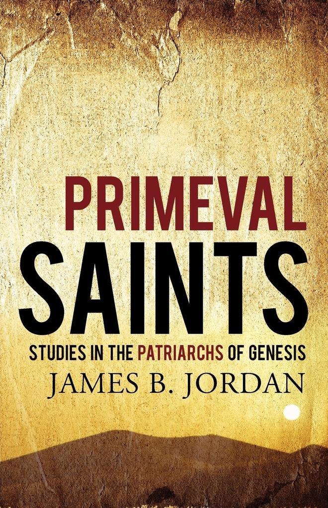 Primeval Saints als Buch