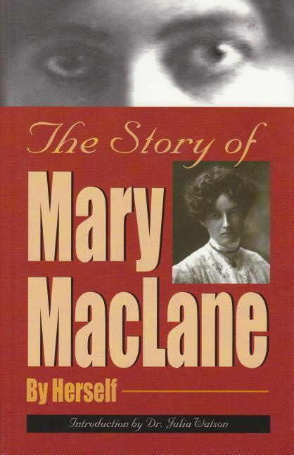 The Story of Mary Maclane als Taschenbuch