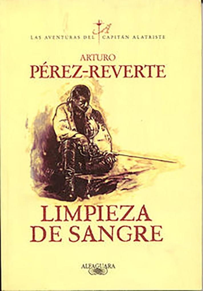 Limpieza de Sangre (Purity of Blood) als Taschenbuch