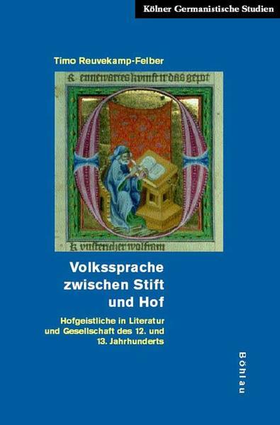 Volkssprache zwischen Stift und Hof als Buch