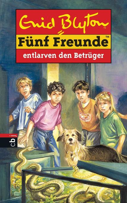 Fünf Freunde 37. Fünf Freunde entlarven den Betrüger als Buch