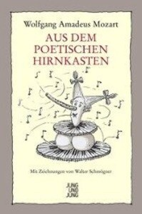 Aus dem poetischen Hirnkasten als Buch