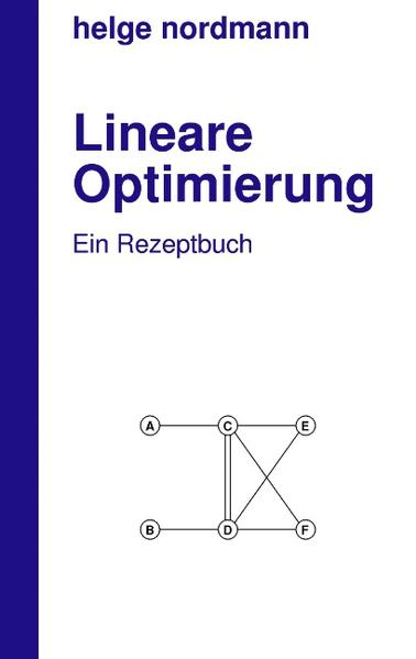 Lineare Optimierung als Buch