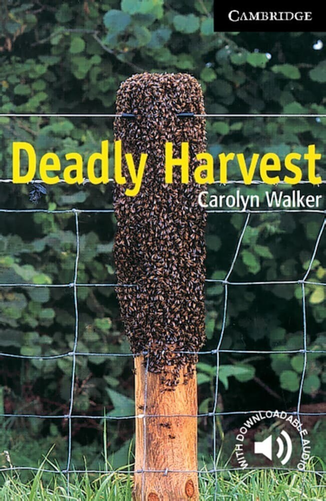 Deadly Harvest als Buch