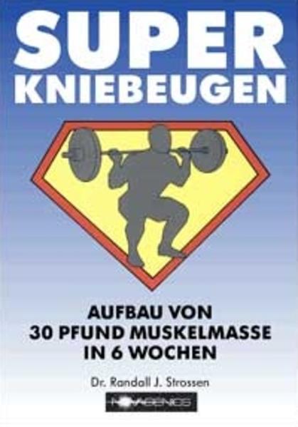 Super Kniebeugen als Buch