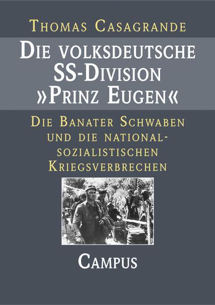 Die volksdeutsche SS-Division 'Prinz Eugen' als Buch
