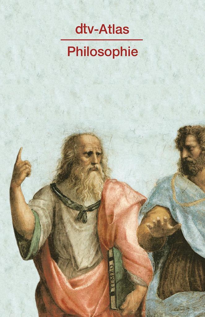 dtv-Atlas Philosophie als Taschenbuch