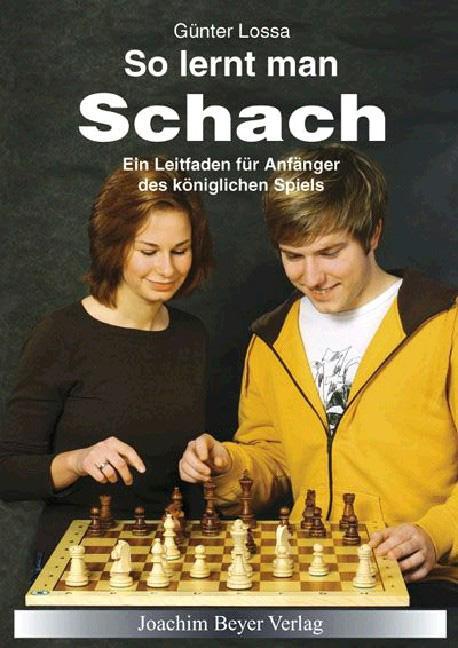 So lernt man Schach als Buch