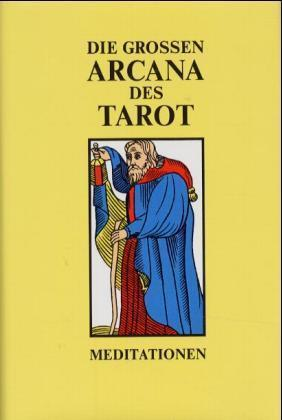 Die Großen Arcana des Tarot. 2 Bände als Buch