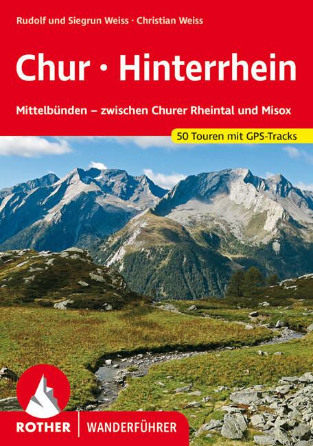 Chur - Hinterrhein als Buch