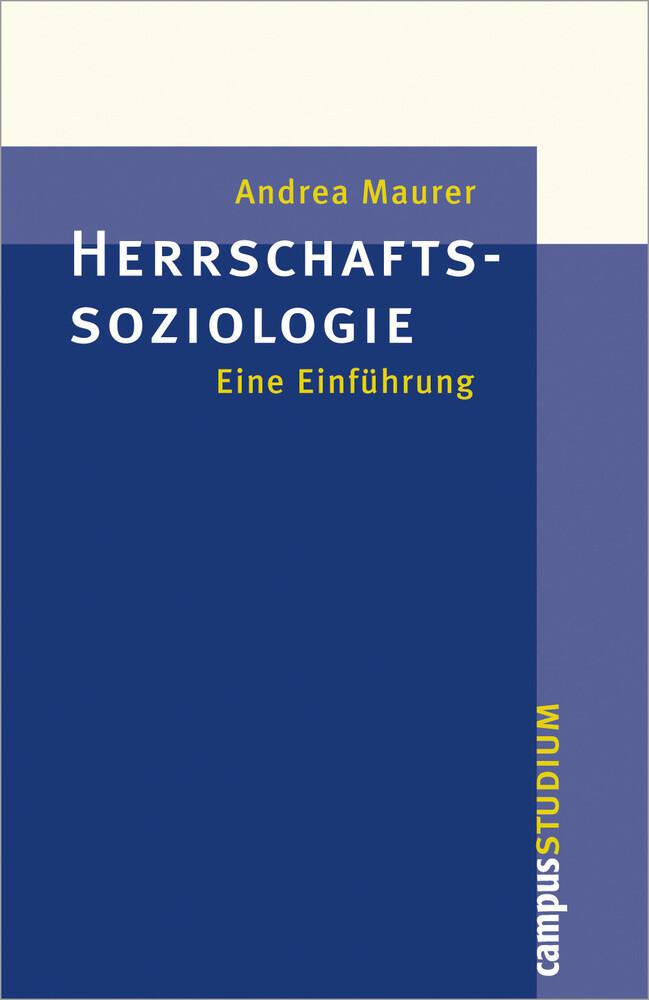 Herrschaftssoziologie als Buch