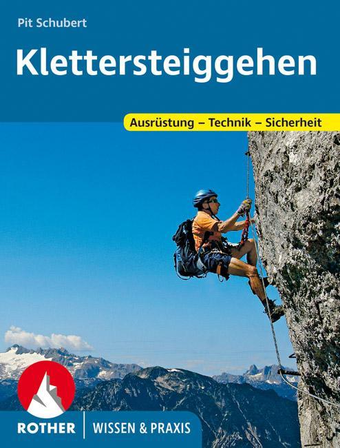 Klettersteiggehen als Buch