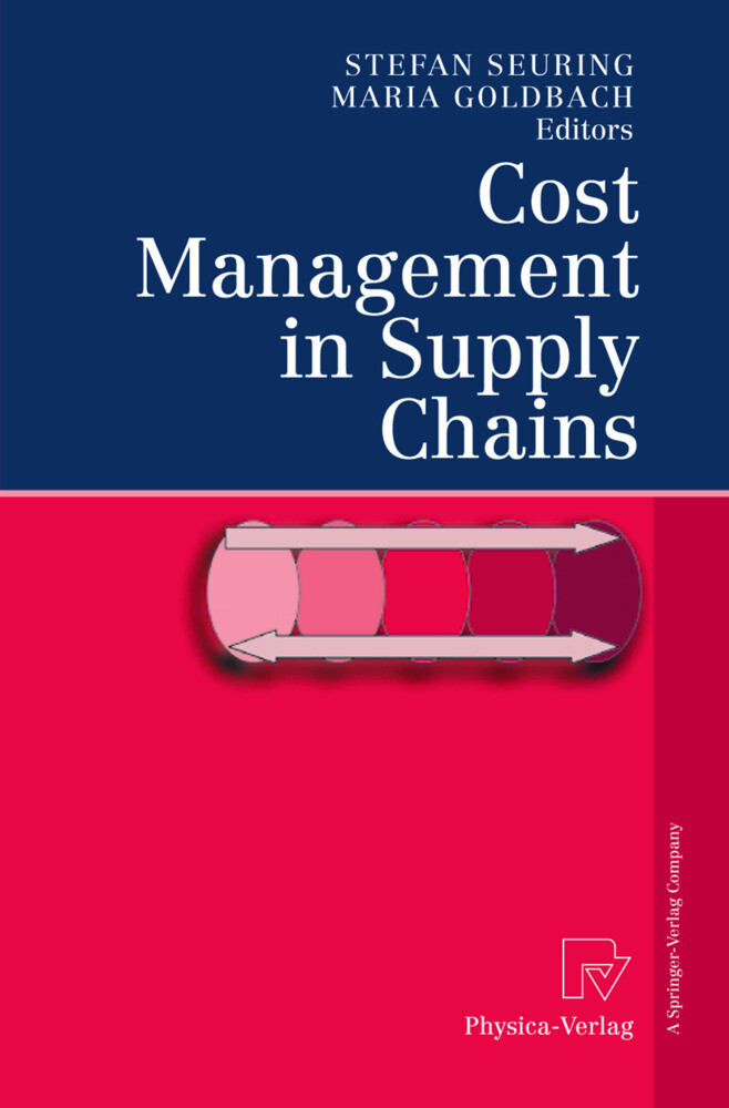 Cost Management in Supply Chains als Buch