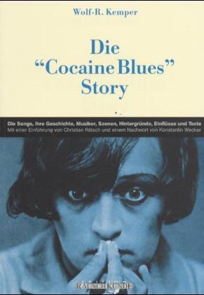 Kokain Blues als Buch