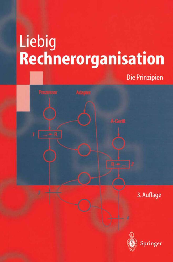 Rechnerorganisation als Buch