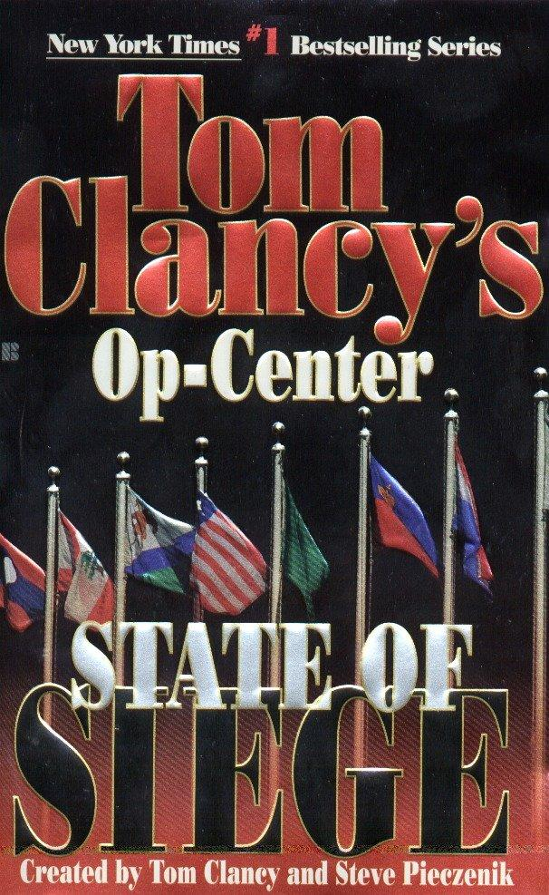 State of Siege: Op-Center 06 als Taschenbuch