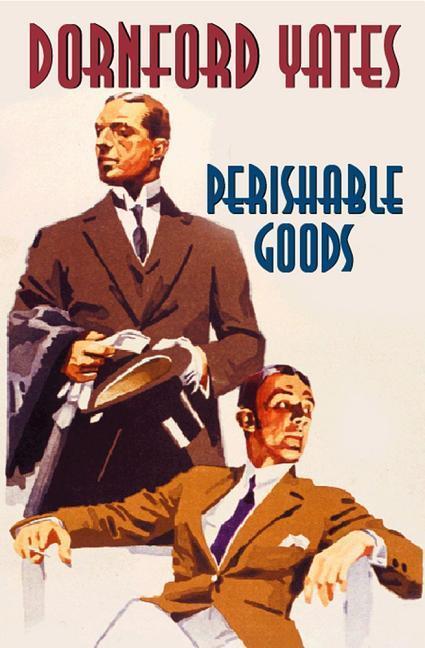 Perishable Goods als Taschenbuch