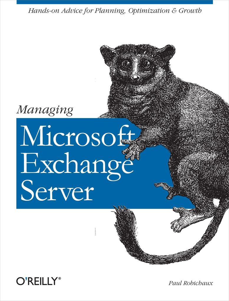 Managing Microsoft Exchange Server als Buch
