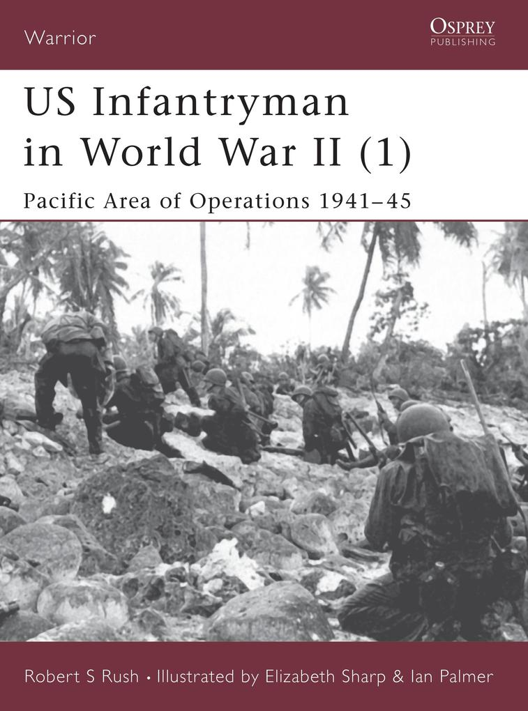 US Infantryman in World War II als Taschenbuch