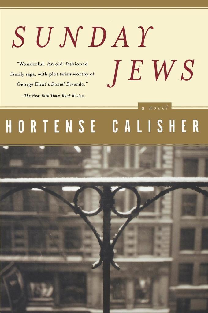 Sunday Jews als Taschenbuch