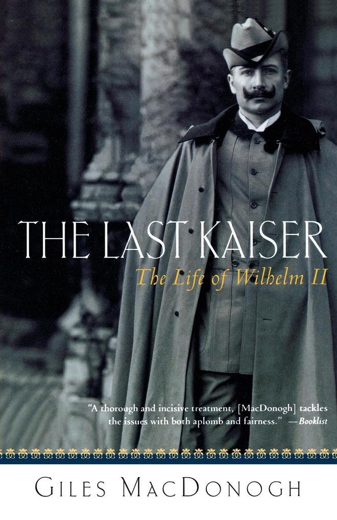 The Last Kaiser als Taschenbuch