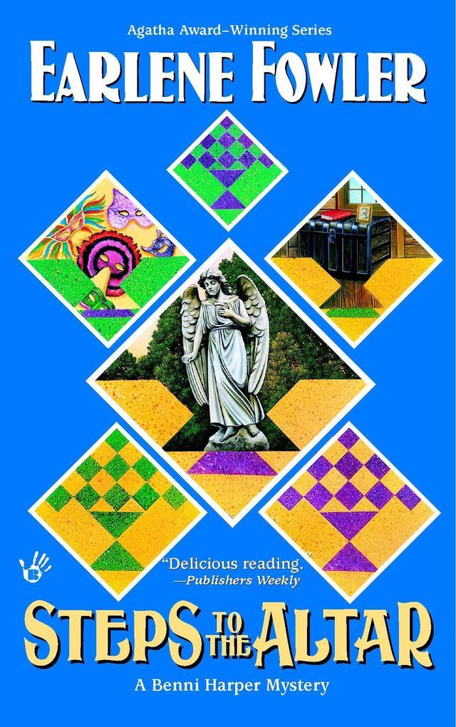 Steps to the Altar als Taschenbuch