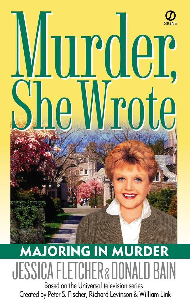 Majoring in Murder als Taschenbuch