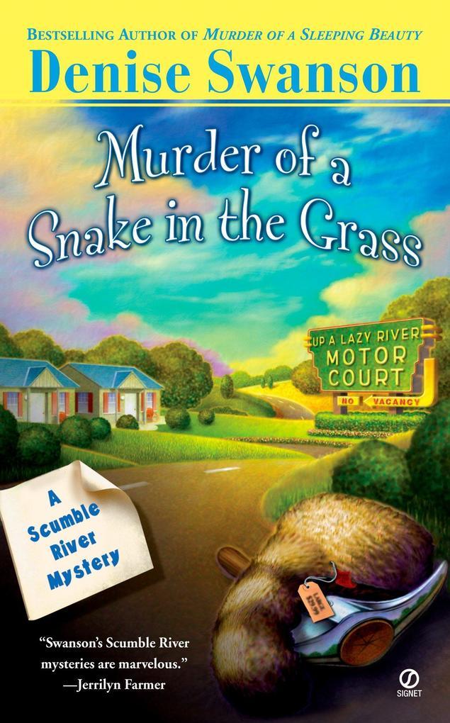 Murder of a Snake in the Grass als Taschenbuch