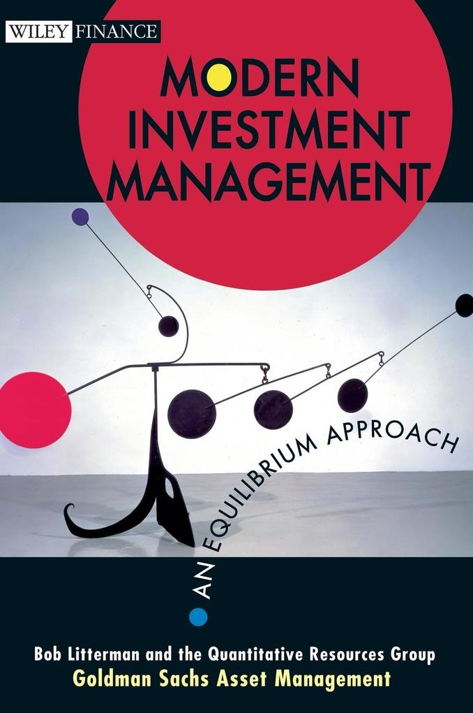 Modern Investment Management als Buch