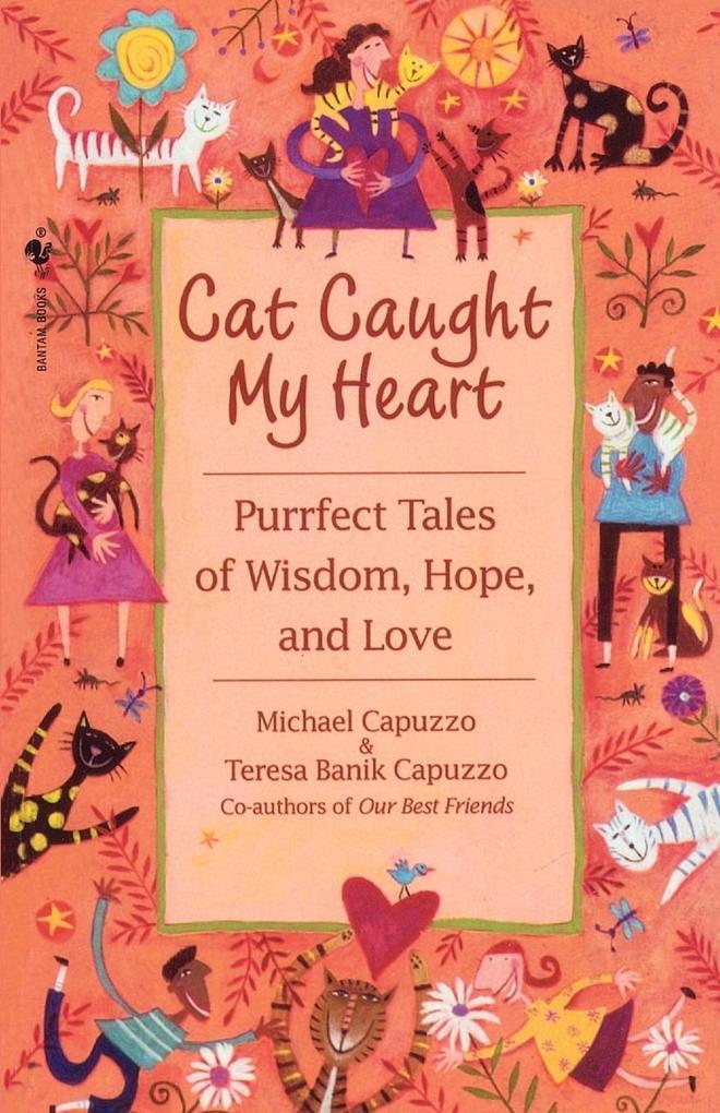 Cat Caught My Heart als Taschenbuch