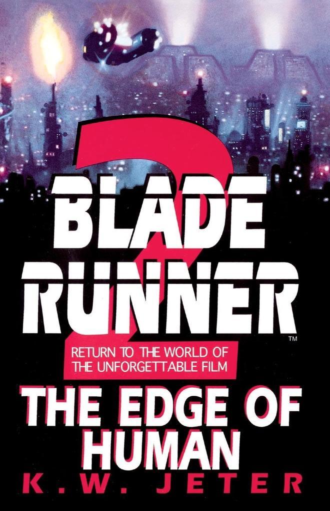 Blade Runner 2 als Taschenbuch