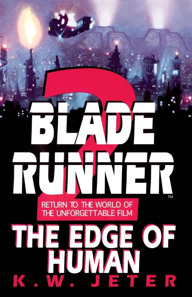 Blade Runner 2 als Buch