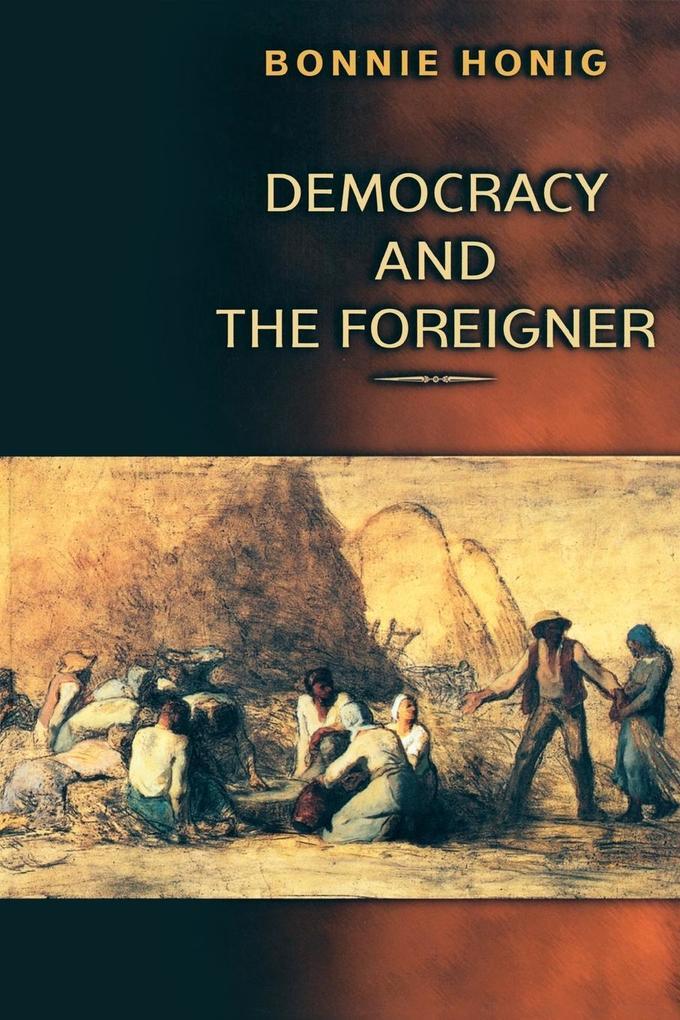 Democracy and the Foreigner als Taschenbuch