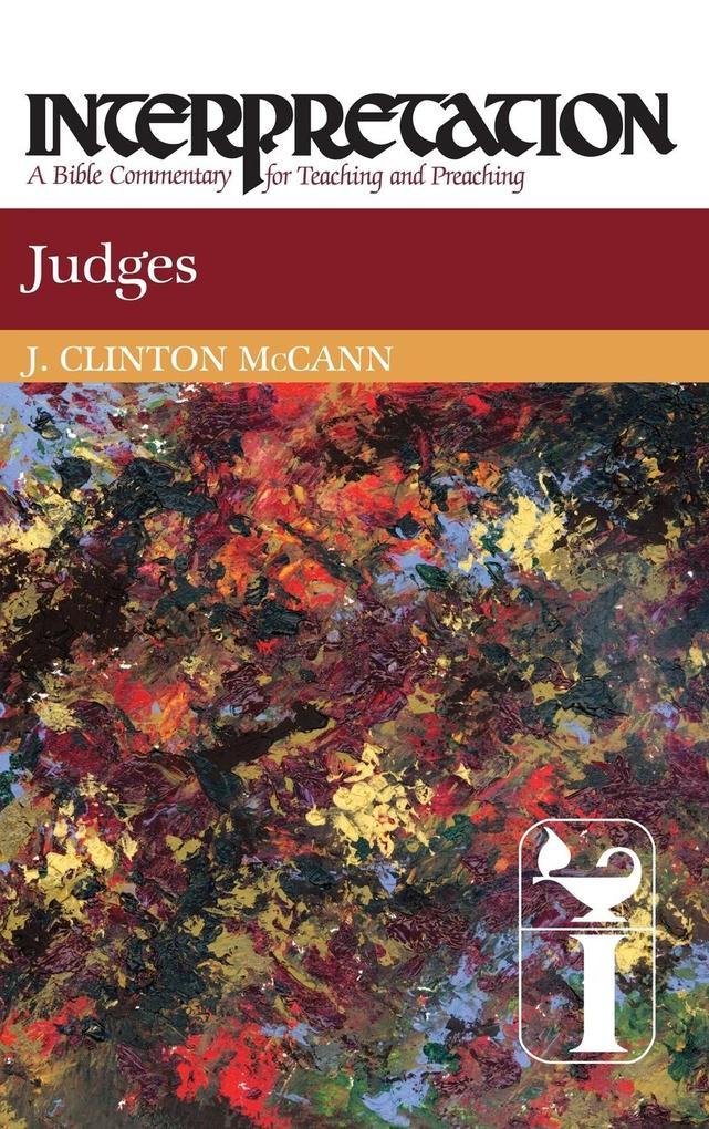 Judges als Buch