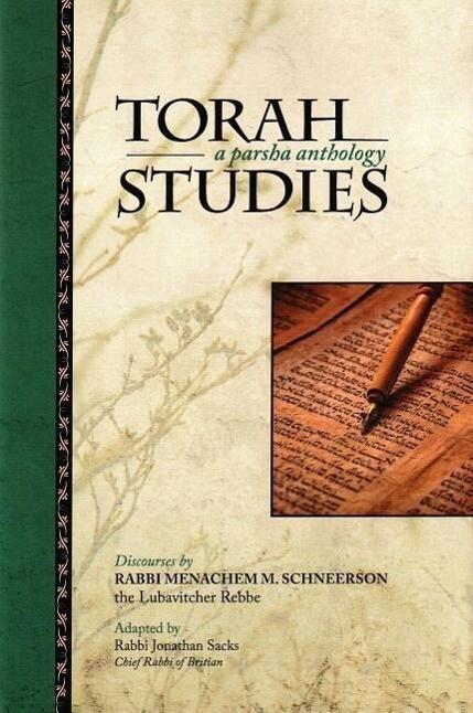 Torah Studies als Buch
