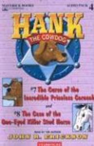 Hank the Cowdog: The Curse of the Incredible Priceless Corncob/The Case of the One-Eyed Corncob als Hörbuch